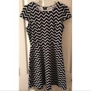 Chevron Boutique Brand Dress